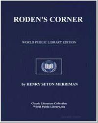 Roden's Corner by Merriman, Henry Seton