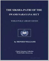 The Sikshapatri of the Swaminarayana Sec... by Williams, Monier, Professor