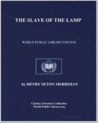 The Slave of the Lamp by Merriman, Henry Seton