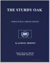 The Sturdy Oak by Merwin, Samuel
