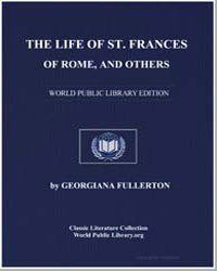 The Life of St. Frances of Rome, And Oth... by Fullerton, Georgiana