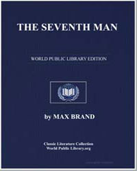 The Seventh Man by Brand, Max