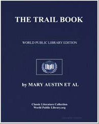 The Trail Book by Austin, Mary