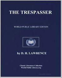 The Trespasser by Lawrence, David Herbert