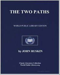 The Two Paths by Ruskin, John