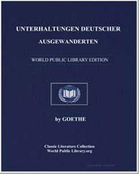 Unterhaltungen Deutscher Ausgewanderten by