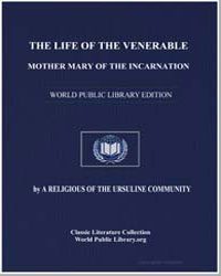 The Life of the Venerable Mother Mary of... by Soulard, Anne