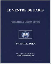Le Ventre de Paris by Zola, Émile