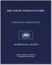 The Young Woman's Guide by Alcott, William A.