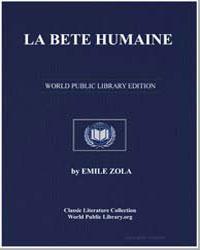 La Bete Humaine by Zola, Émile