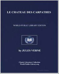 Le Chateau des Carpathes by Verne, Jules