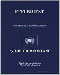Effi Briest by Fontane, Theodor