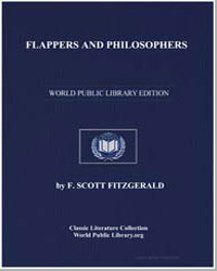 Flappers and Philosophers by Fitzgerald, Francis Scott