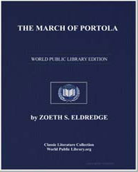 The March of Portola by Eldredge, Zoeth Skinner