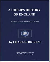 A Child's History of England by Dickens, Charles