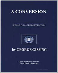 A Conversion by Gissing, George