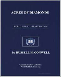Acres of Diamonds by Conwell, Russell H.