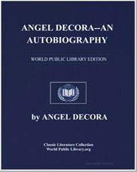 Angel Decoraan Autobiography by De Cora, Angel