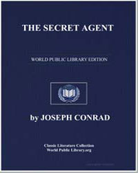 The Secret Agent by Conrad, Joseph