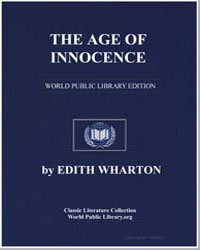The Age of Innocence by Wharton, Edith