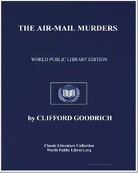 The Airmail Murders by Goodrich, Clifford