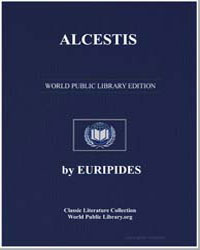 Alcestis by Coleridge, E. P.