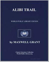 Alibi Trail by Grant, Maxwell