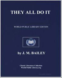 They All Do It by Bailey, J. M.