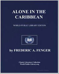 Alone in the Caribbean by Fenger, Frederic Abildgaard