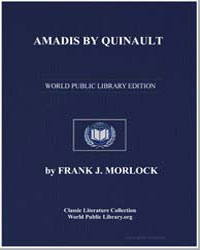 Amadis by Quinault, Philippe