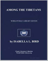 Among the Tibetans by Bird, Isabella Lucy