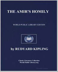The Amir's Homily by Kipling, Rudyard