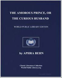 The Amorous Prince, Or, The Curious Husb... by Behn, Aphra