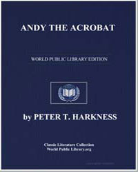 Andy the Acrobat by Harkness, Peter T.