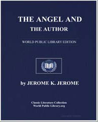 The Angel and the Author by Klapka, Jerome