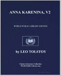 Anna Karenina, V2 by Tolstoy, Leo Nikoleyevich