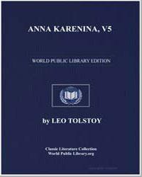 Anna Karenina, V5 by Tolstoy, Leo Nikoleyevich