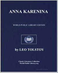 Anna Karenina by Tolstoy, Leo Nikoleyevich