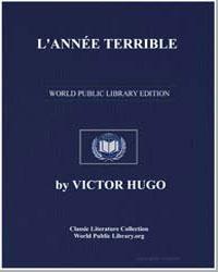 Lannee Terrible by Hugo, Victor