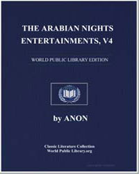 The Arabian Nights Entertainments, V4 by