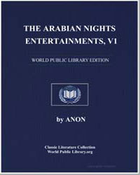 The Arabian Nights Entertainments, V1 by