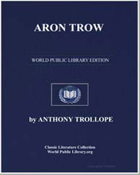 Aaron Trow by Trollope, Anthony