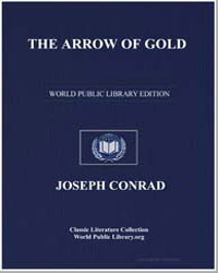 The Arrow of Gold : A Story between Two ... by Conrad, Joseph