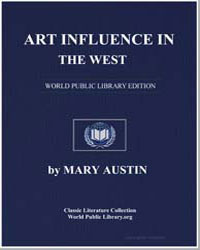 Art Influence in the West by Austin, Mary