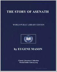 The Story of Asenath by Mason, Eugene