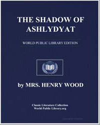 The Shadow of Ashlydyat by Wood, Henry