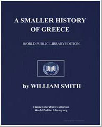 A Smaller History of Greece by Smith, William