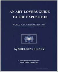An Artlovers Guide to the Exposition by Cheney, Shelden