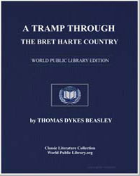 A Tramp through the Bret Harte Country by Beasley, Thomas Dykes