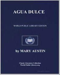 Agua Dulce by Austin, Mary